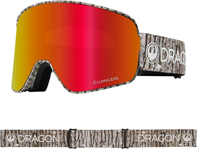 Dragon Alliance NFX2 with Bonus Lens Goggles