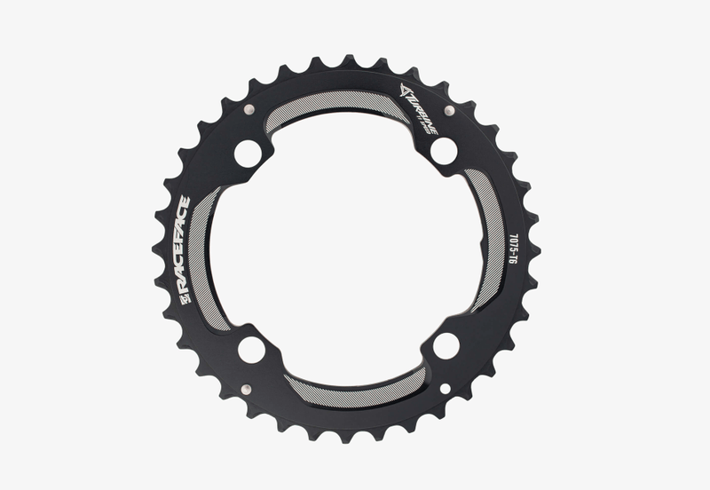 Race Face Chainring Turbine 11 Speed Black Mtb Component