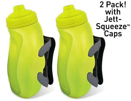 Amphipod RunLite Xtech Module Clips With Jett-Squeeze Caps (2 Pack) - New Day Sports