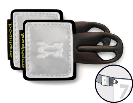 Amphipod Race Number Tabs - New Day Sports
