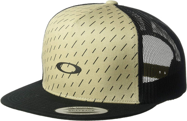 OAKLEY 6 PANEL ALLOVER PRINT MEN LIFESTYLE HAT