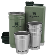 Stanley THE PRE-PARTY SHOTGLASS + FLASK SET