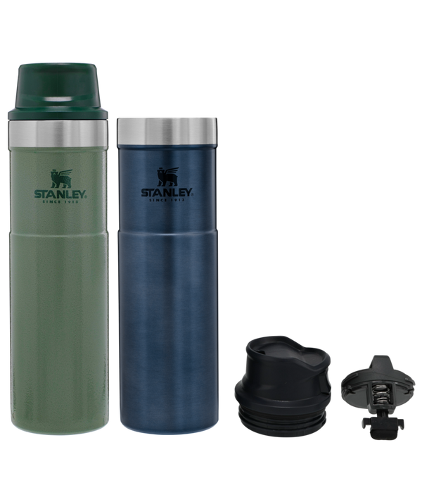 Stanley THE TRIGGER-ACTION TRAVEL MUG TWIN PACK | 20 OZ