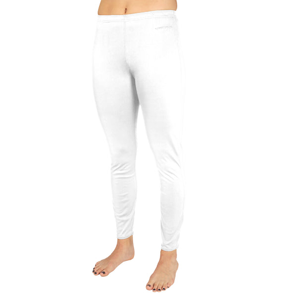 Hot Chillys Women's Peachskins Solid Bottom Lightweight Relaxed Fit Base Layer