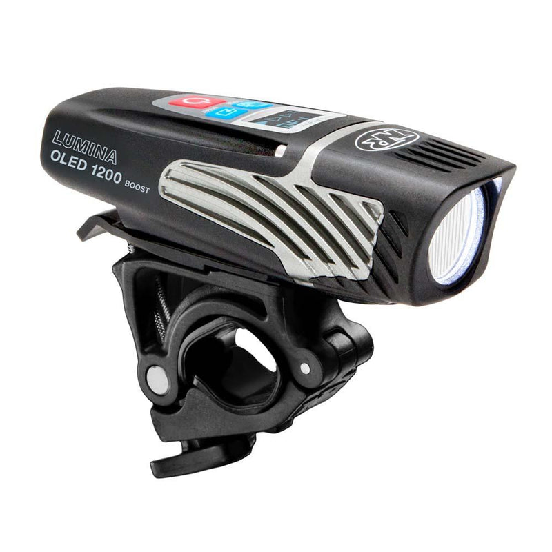 NiteRider Lumina OLED 1200 Boost Rechargeable Front Lights