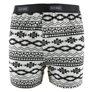 Kickee Pants Men's Print Boxer Short