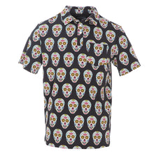 Load image into Gallery viewer, Kickee Pants Men's Print Short Sleeve Performance Jersey Polo