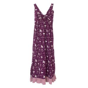 Kickee Pants Women's Print Twist Nightgown