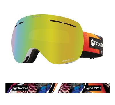 Dragon Alliance X1s Snow Goggle