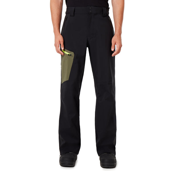 OAKLEY BLACK FOREST SHELL 3L 15K PANT MEN SNOW PANT