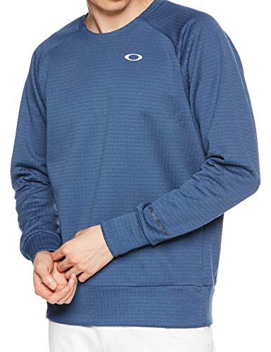 Oakley Enhance Technical Fleece Crew.Grid 8.7 Men Training Sweatshirt