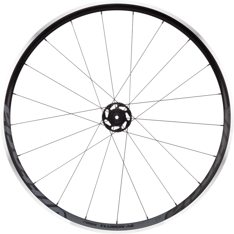 Vittoria Elusion Alloy Clincher Road Bike Wheel