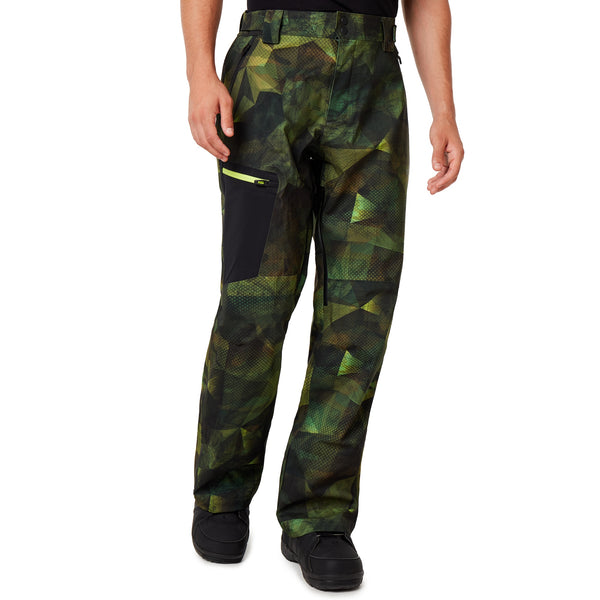 OAKLEY BLACK FOREST SHELL 2.0 3L 15K PANT MEN SNOW PANT