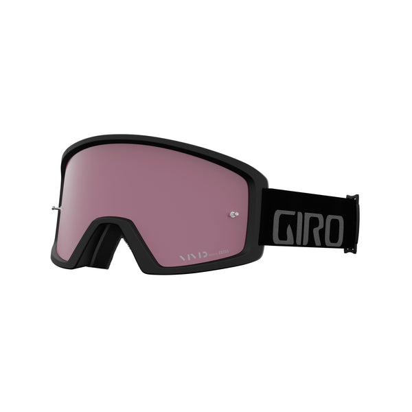 Giro Blok MTB Goggle with VIVID Lens Unisex Adult Goggles
