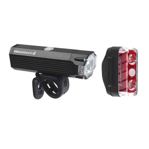 Blackburn Dayblazer 800 Front/Dayblazer 65 Rear Light Set