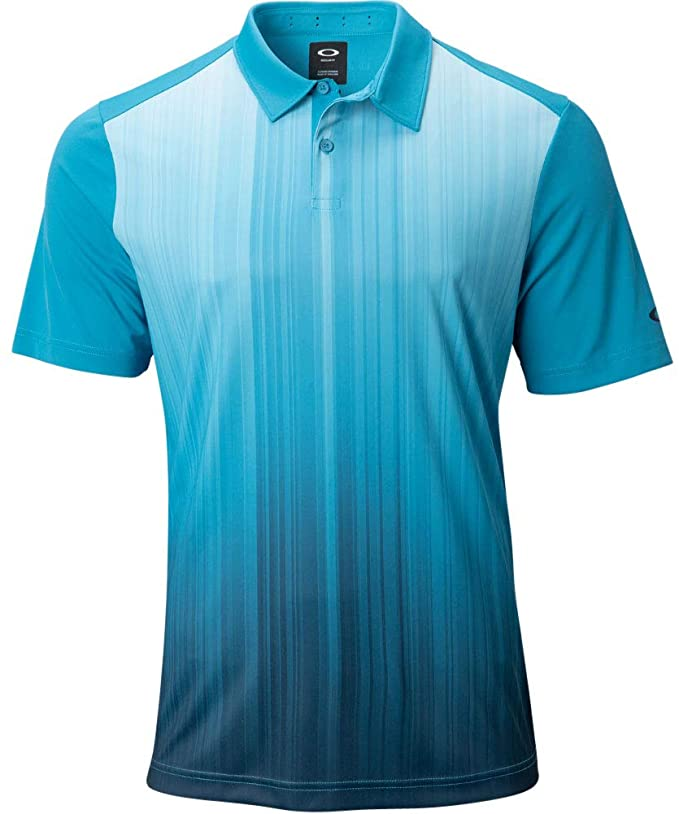 OAKLEY INFINITY LINE GOLF POLO MEN GOLF POLO SHIRT