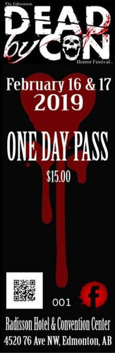 DEAD by CON - Single Day Pass