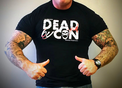 DEAD by CON - Official T-shirt