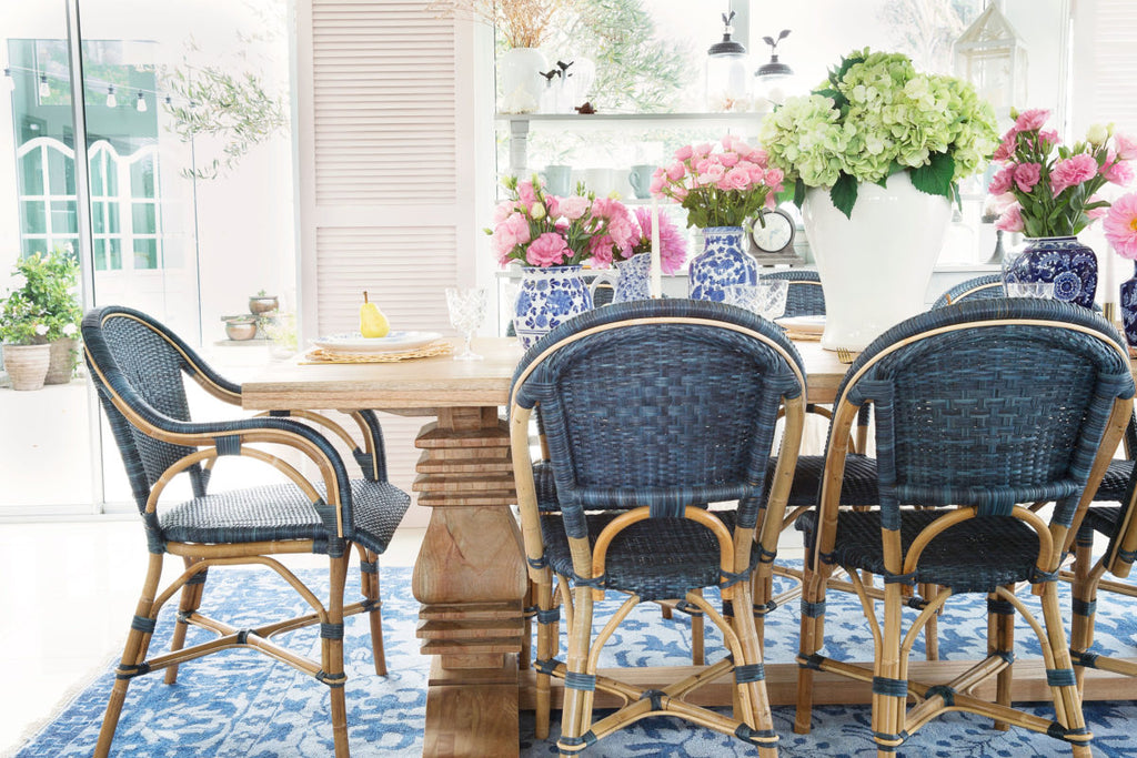 Hamptons Bistro chairs Interior Collections