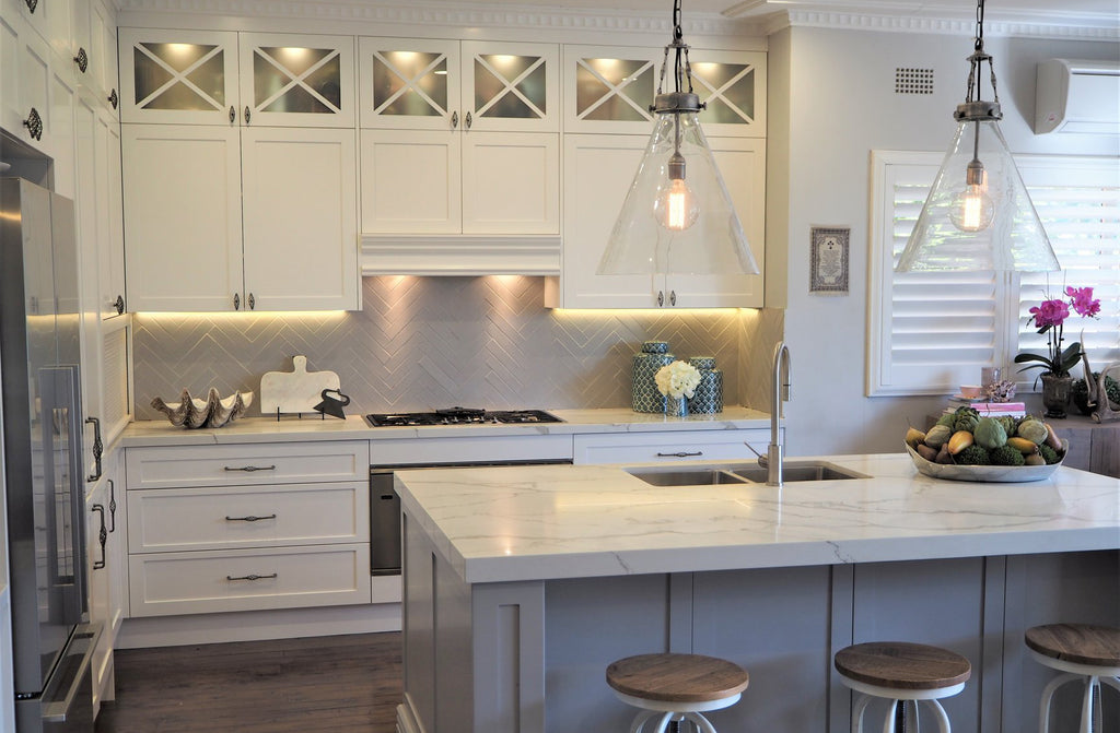 Hamptons pendants Interior Collections