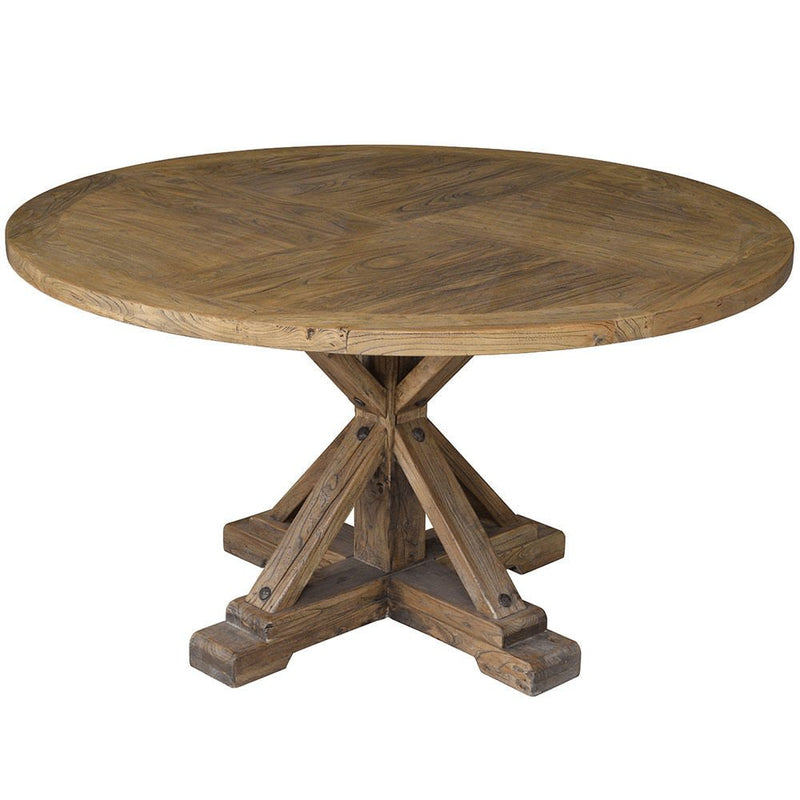 Normandy Dining table round