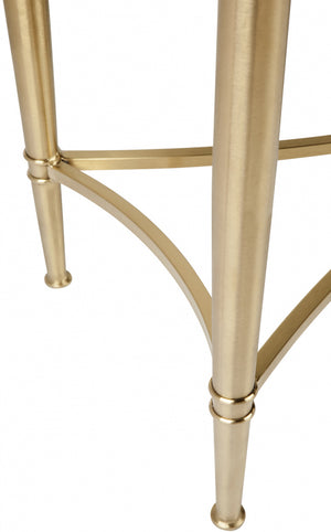 Victoria Console Table - gold