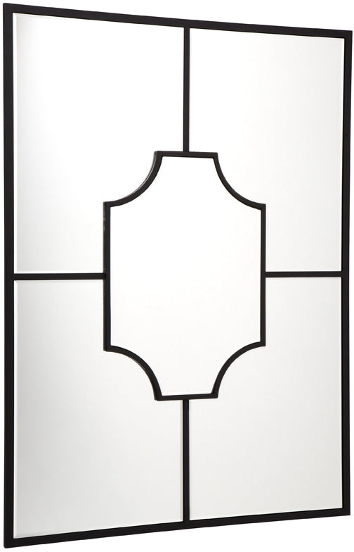 Hudson Wall Mirror - Black