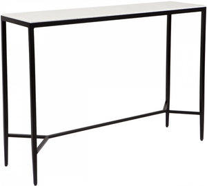 Illinois Console Table - Black