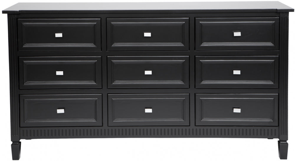 Washington Chest - Black