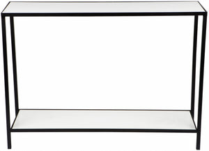 California Console Table - White