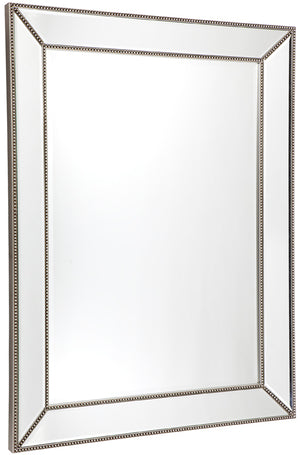 Classic Beaded Wall Mirror
