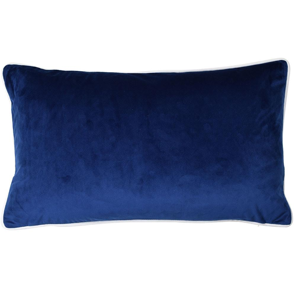 Paloma Navy Rectangle Cover