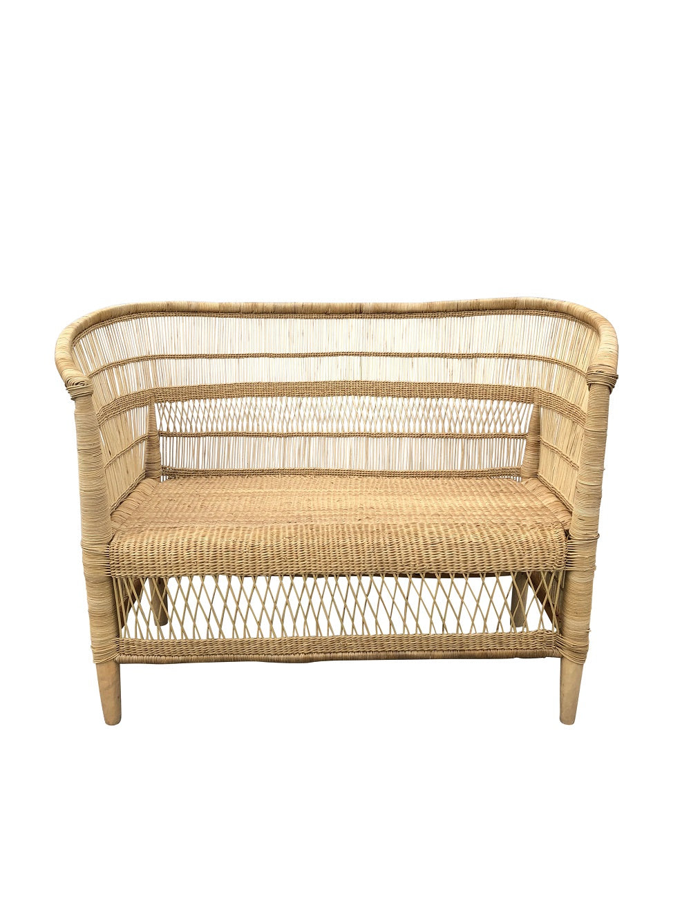Malawi 2 seater - natural