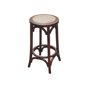 Hamptons stool - walnut
