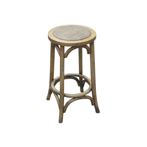 Hamptons stool - natural