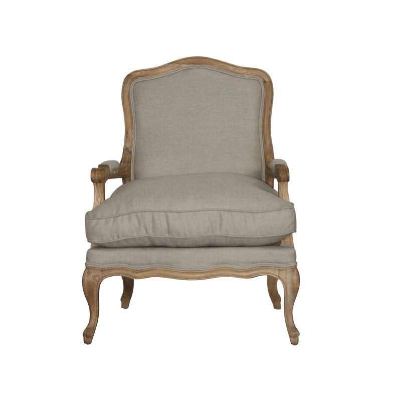 French Provincial Armchair