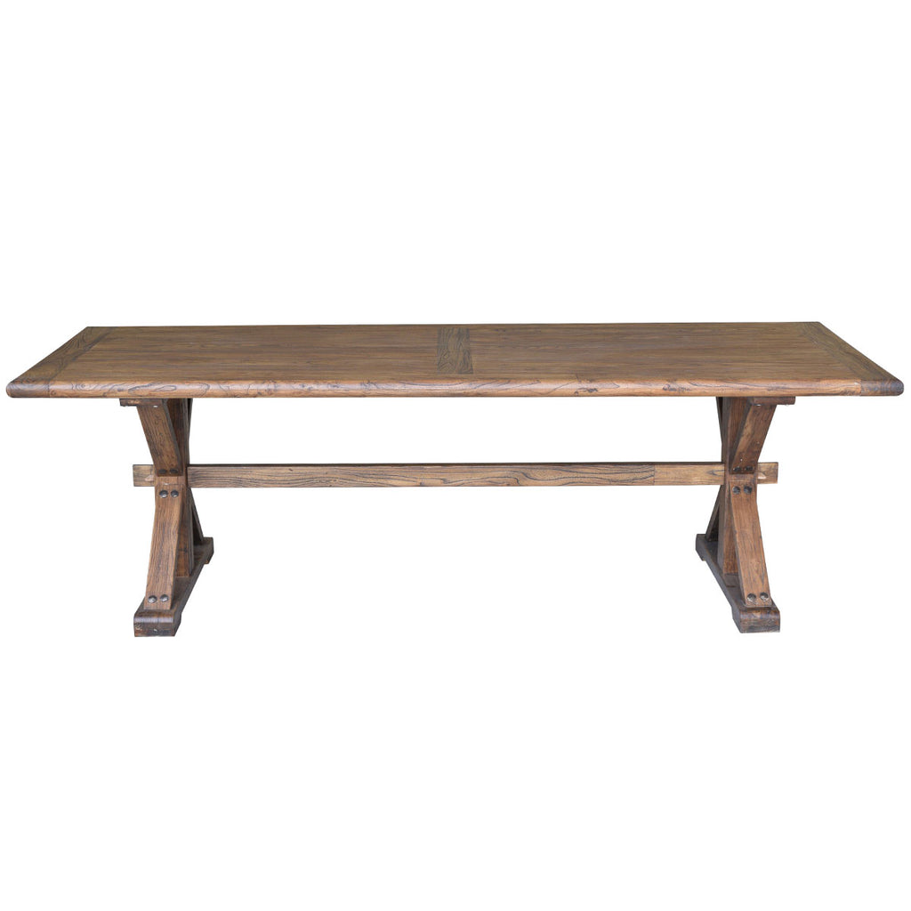 Normandy dining table 2.5m
