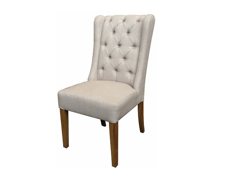 Elmont dining chair - natural