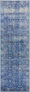 Transitional Rug - Navy