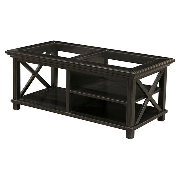 Rhode Island coffee table black