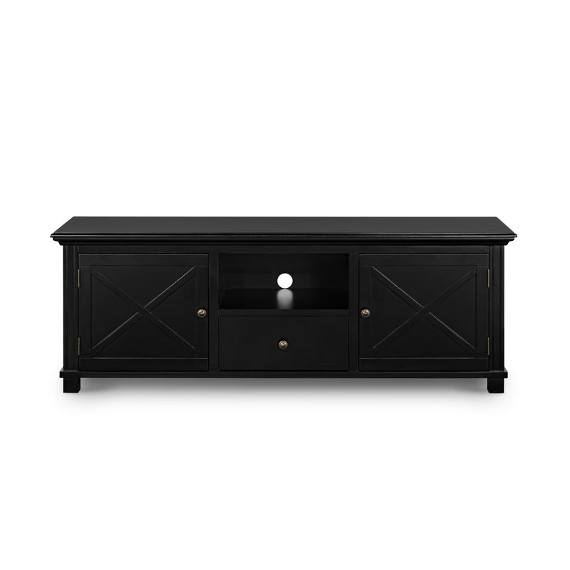 Rhode Island TV unit black