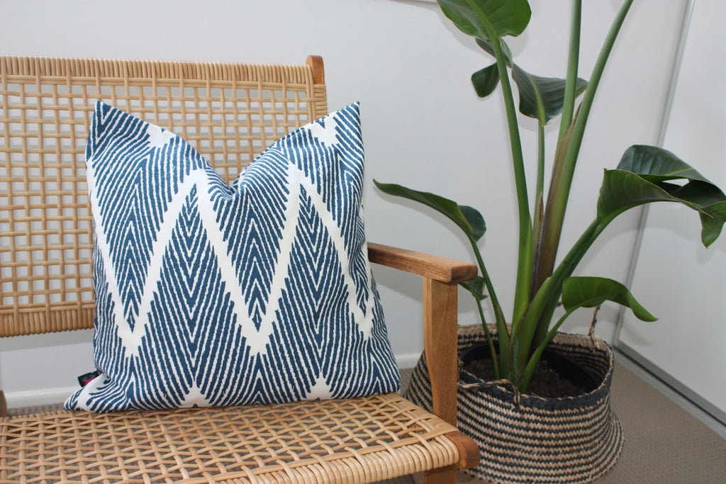 Chevron Lacefield Cushion cover