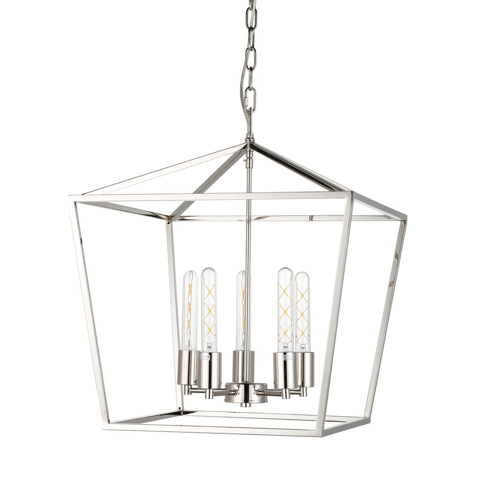 Le Mans pendant nickel Interior Collections