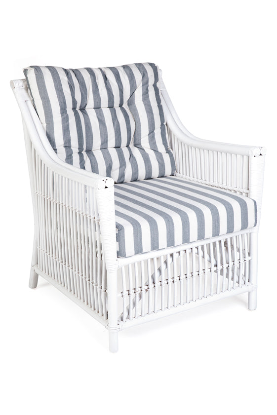 Cape Cod rattan chair