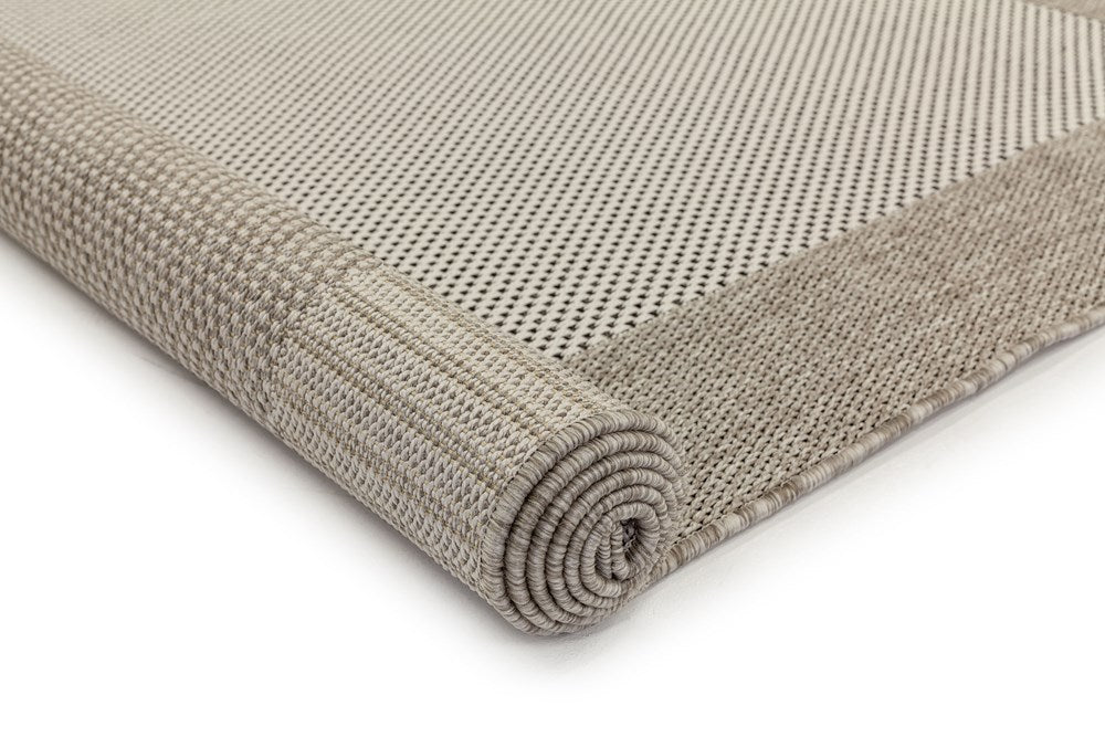 Belgium Outdoor rug - grey