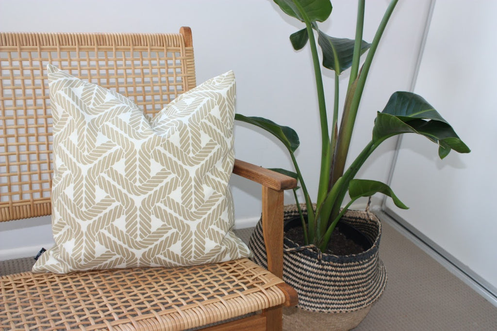 Sand Topsail Outdoor/Indoor Cushion cover