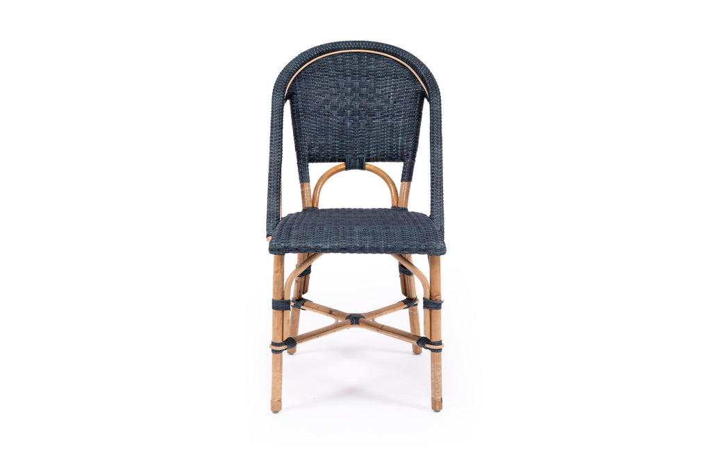 French Bistro Chair - Faded Navy