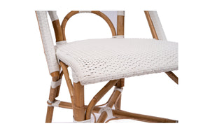 French Bistro Chair - White