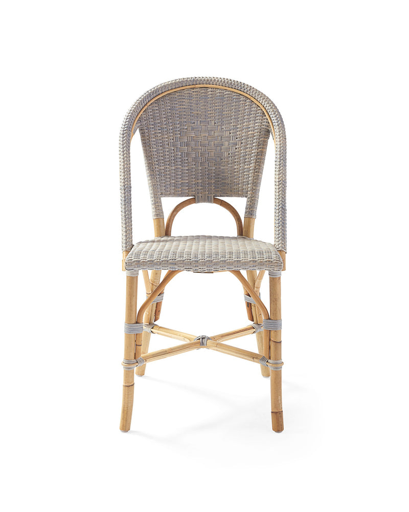 French Bistro Chair - French Grey