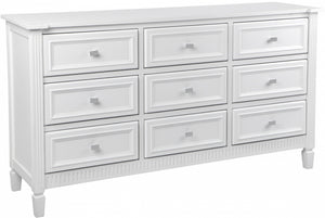 Washington Chest - White